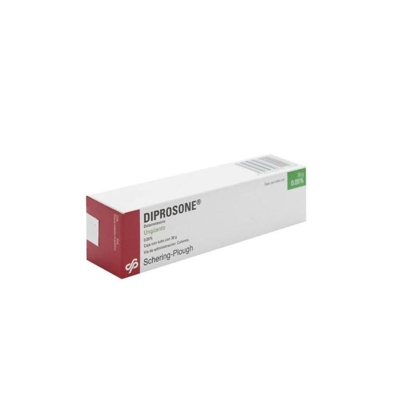 DIPROSONE (Betametasona) 30gr 0.05% unguento
