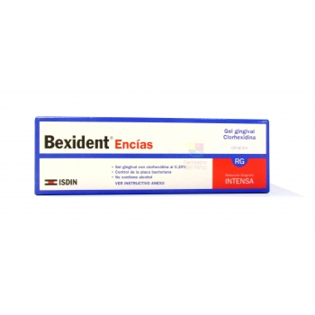 BEXIDENT ENCIAS GEL 50ML