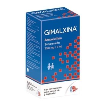 GIMALXINA (AMOXICILINA) SUSP 250MG 75 ML