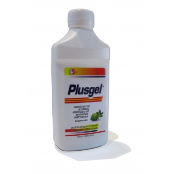 PLUSGEL (Hidróxido de aluminio/Hidróxido de magnesio