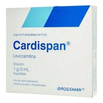 ALIDUET (ORLISTAT/ L-CARNITINA) 60 CAPS 120 MG