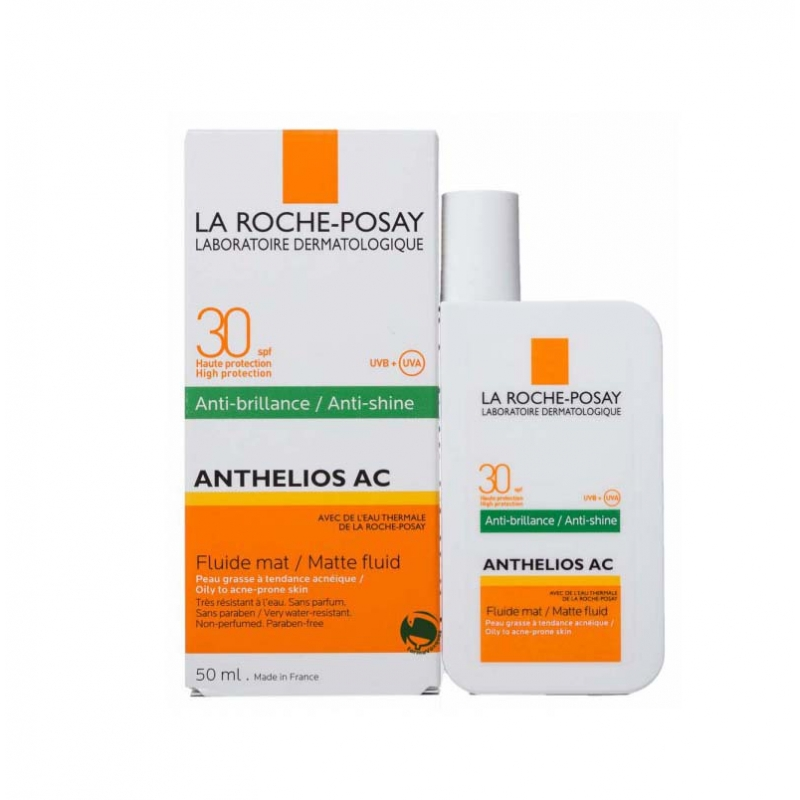ANTHELIOS AC 30 SPF FLUIDO MATE 50ml
