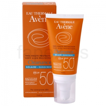 AVENE CLEANANCE SOL FPS30 1 TUB 50 ML