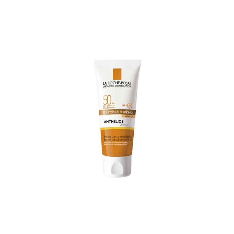 ANTHELIOS UNIFIANT MOUSSE PRIMER CON COLOR 40 ML