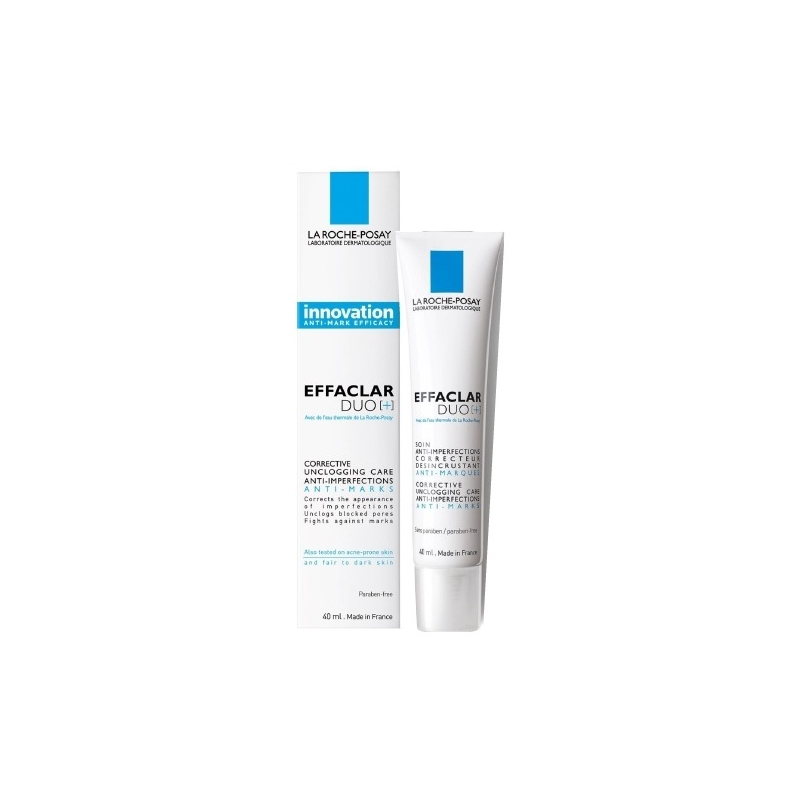 EFFACLAR DUO ANTI MARCAS 40 ML