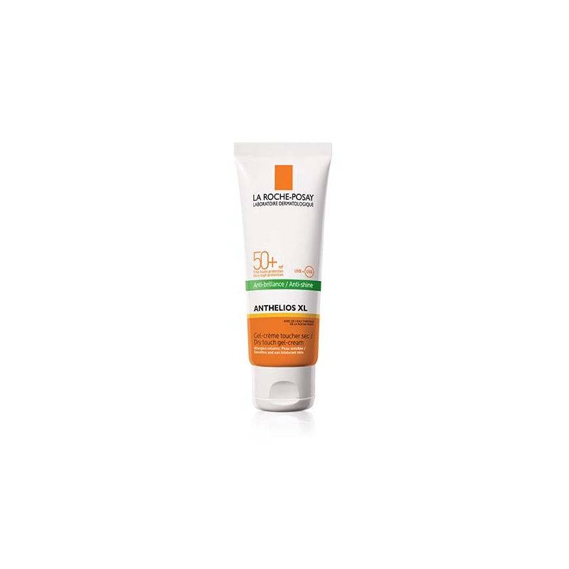 ANTHELIOS XL GEL-CREMA TOQUE SECO ROSTRO 50ML