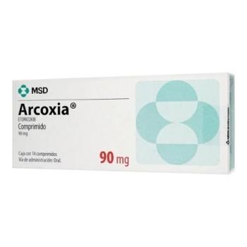 Etoricoxib Tablet Fo 90 Mg