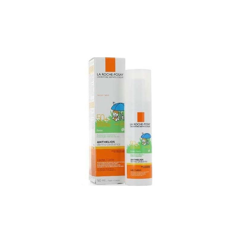 ANTHELIOS DERMO-PEDIATRICS LECHE 50ML