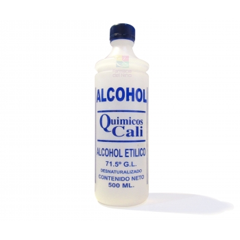ETHYL ALCOHOL CALI 500 ML