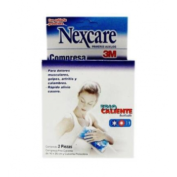 NEXCARE COLD HOT PACK 2 PIECES