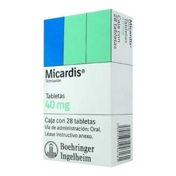 Micardis zkouknito 40