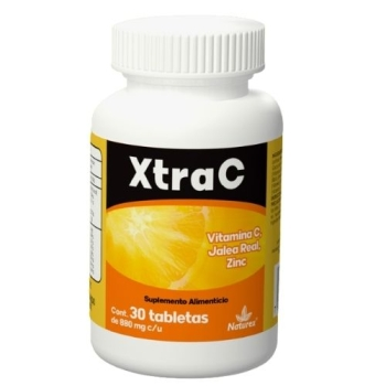 XTRA C (VITAMIN C) 880MG 30 TABLETS