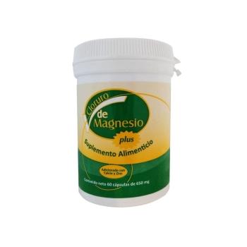 VIDA MAGNESIO PLUS (CLORURO DE MAGNESIO) 60CAP