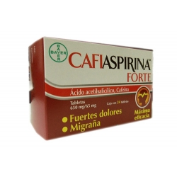 CAFIASPIRINA FORTE  24TAB