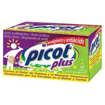 SAL DE UVAS PICOT PLUS 10SOBRES