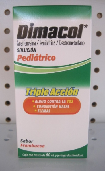 DIMACOL SOL.  PEDIATRICA 60ML