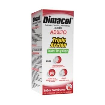 DIMACOL SOL. ADULTO 150ML