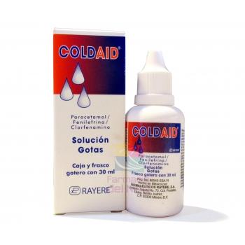 COLDAID 30ML SOLUCION GOTAS