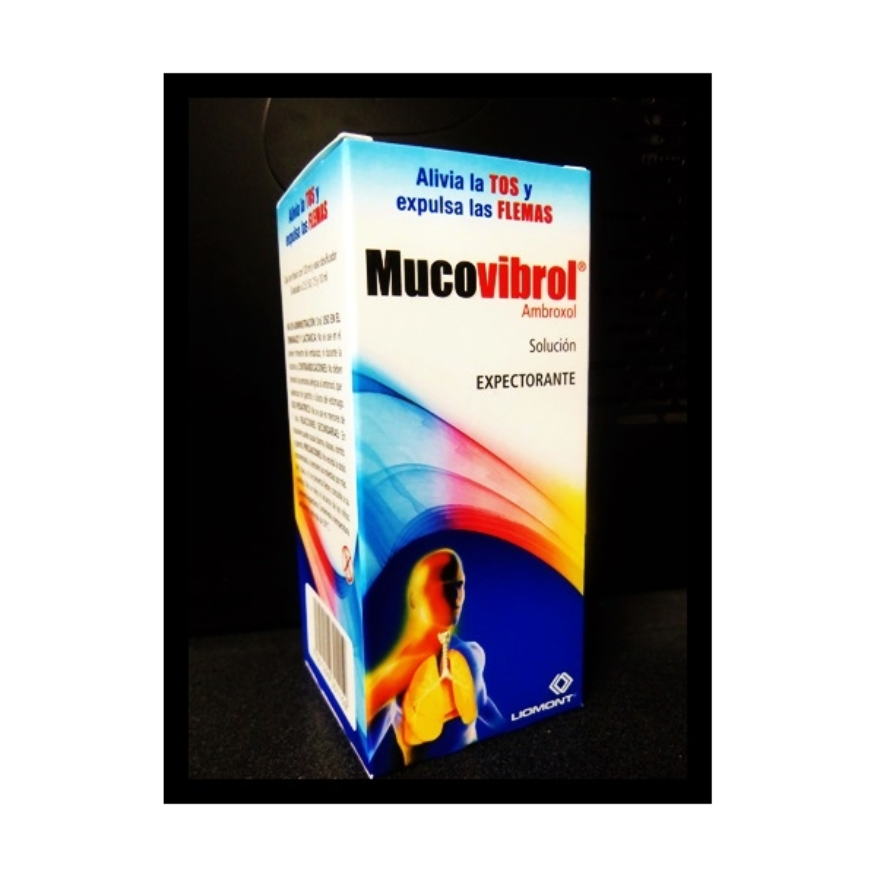 MUCOVIBROL (Ambroxol) susp 300mg 120ml