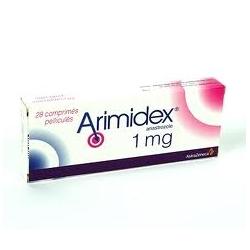 Anastrozole 1 Mg Tab Zyd