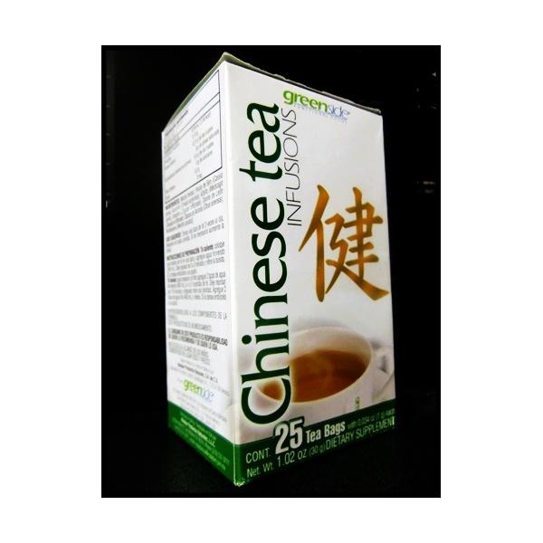 CHINESE TEA INFUSIONS 25TEA BAG 1G