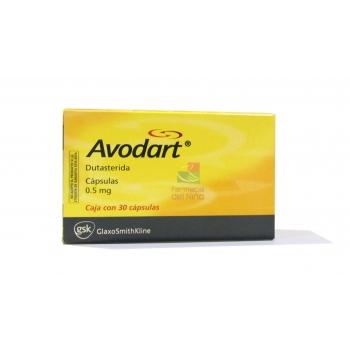 Medication Avodart Used