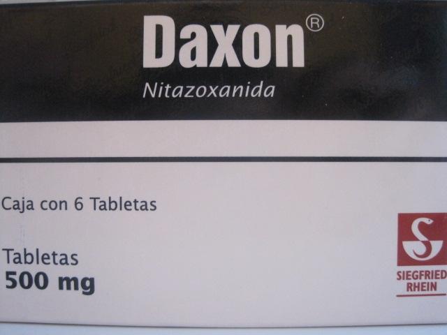 Daxon (nitazoxanide) 6TAB 500MG