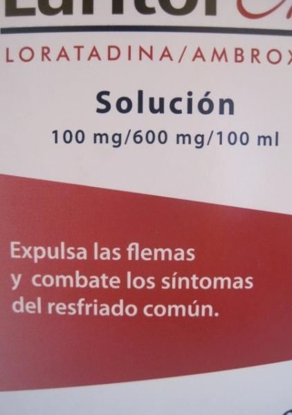 LARITOL EX SOLUCION INFANTIL 30ML