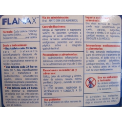 Naproxen 500 Mg En Espanol