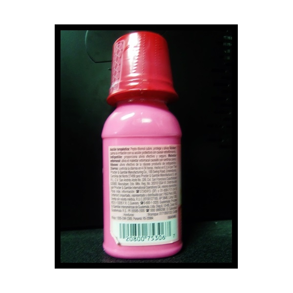 PEPTO-BISMOL SUSPENCION 118ML