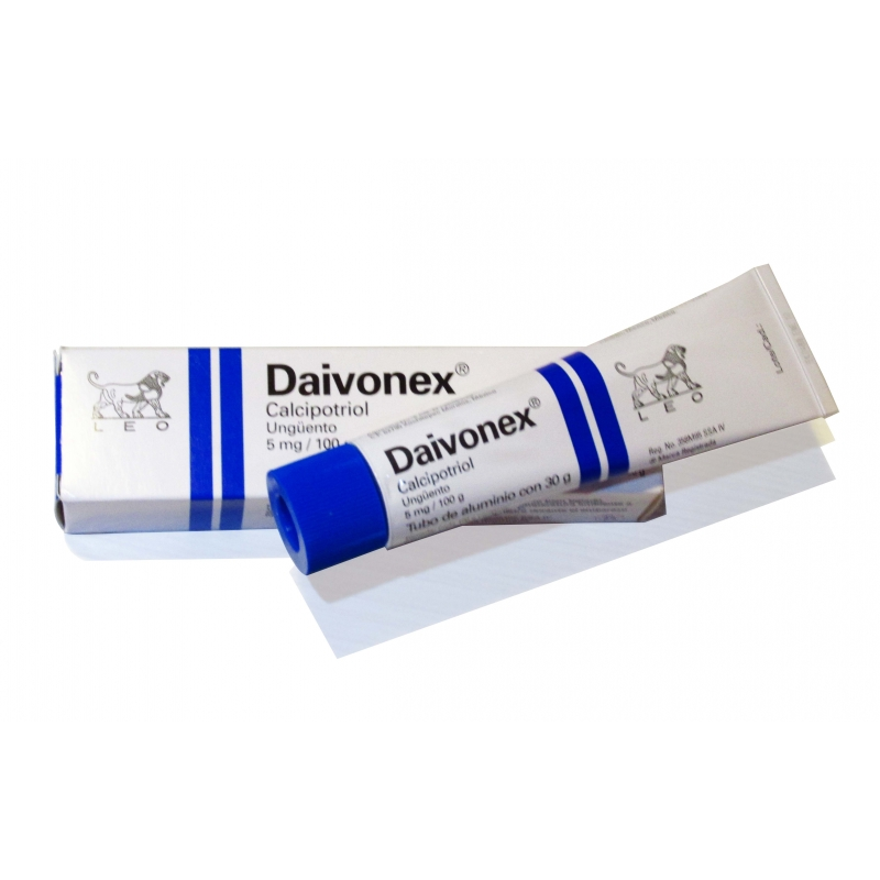 DAIVONEX (CALCIPOTRIOL) 5MG/100G 30g OINTMENT