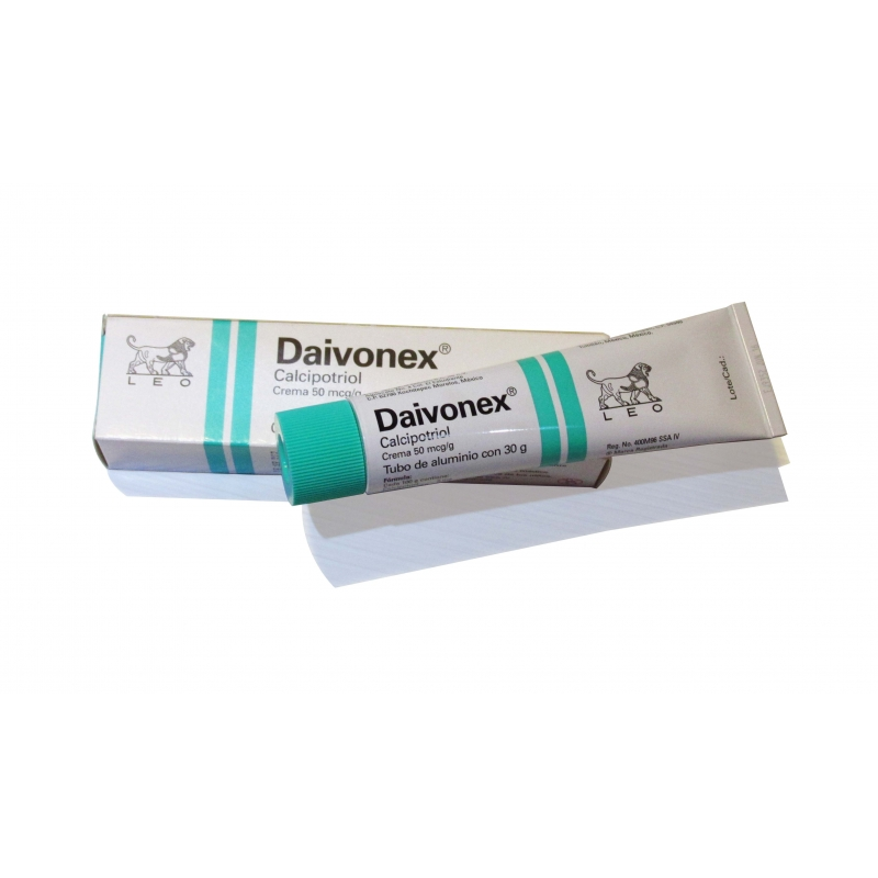 DAIVONEX (CALCIPOTRIOL) 50MCG/G CREMA