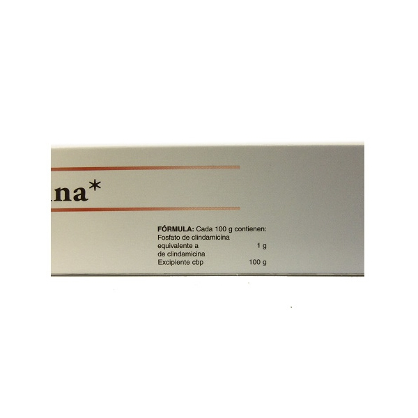 DALATINA (CLINDAMICINA) 1.0% GEL 30G