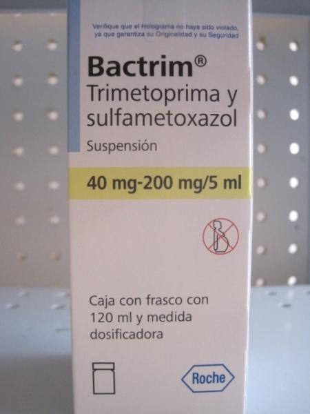 Bactrim 40 Mg F Hoffmann La Roche | swimelodeon.com
