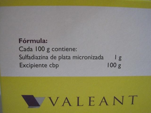 SILVADENE  (SILVER SULFADIAZINE) 1% 160G