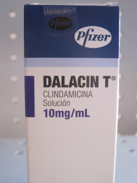 DALACIN T TOPIC SOL. 1% 30ML *THIS PRODUCT IS ONLY AVAILABLE IN MEXICO