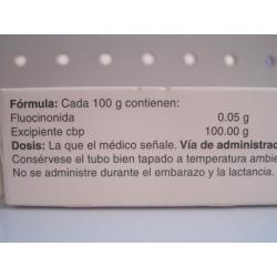 Topsyn Fluocinonide 0 05 Gel 40g Mexipharmacy